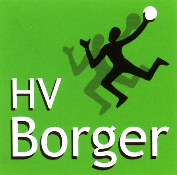 Borger Dames 1 - V&S 1
